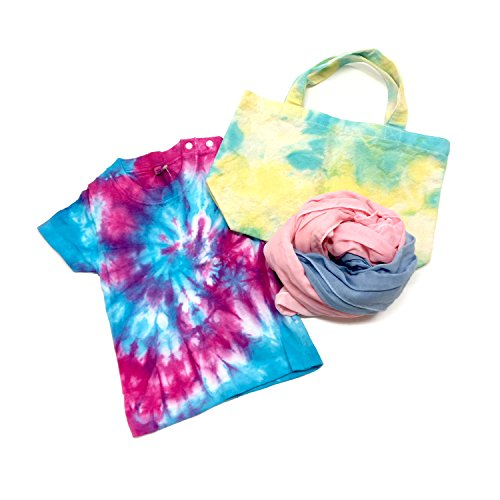 Dylon Hand Fabric Tie Dye used Worldwide by Best Designers, Multi-Purpose,  Suitable for Small Natural Fabrics, Permanent and Easy to Apply, Color: