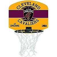 Spalding 77–650Z MINIBOARD Cleveland CAVS Multicolore