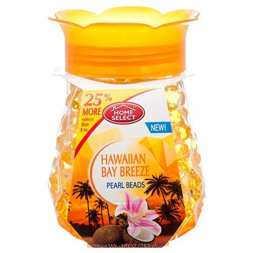Dollaritem 372855 Wholesale Home Select Pearl Bead Air Freshener Hawaiian Ba X
