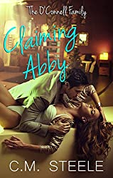 Claiming Abby (The O'Connell Family Book 3)