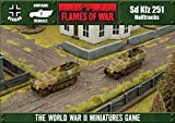 Sd Kfz 251 Halftracks - War Games