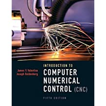 Introduction to Computer Numerical Control (5th Edition)