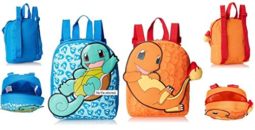 Charmander Hoodie Costume (Pokemon Charmander and Squirtle 10