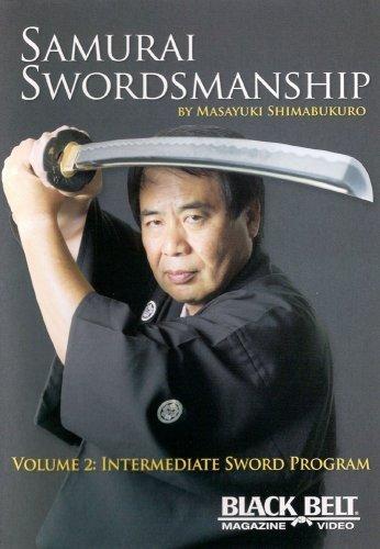 DVD : Samurai Swordsmanship 2: Intermediate Sword Progra (Colorized)