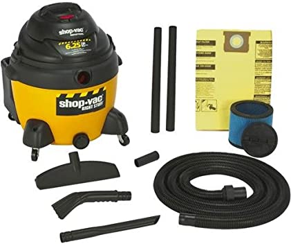 Shop-Vac 8 Gallon 6.5 Peak HP Super Quiet Wet//Dry Vac 9252810 NEW