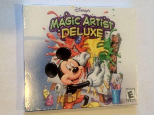 Disneys Magic Artist Deluxe
