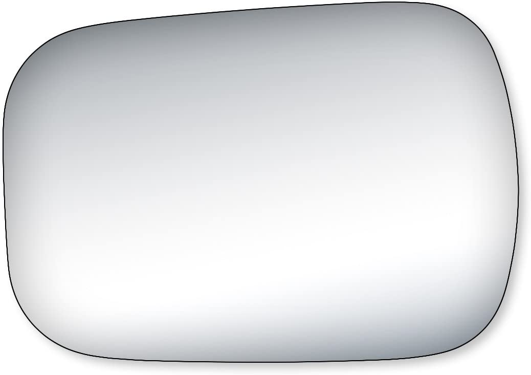 Fit System 99052 Chevrolet//GMC Driver//Passenger Side Replacement Mirror Glass