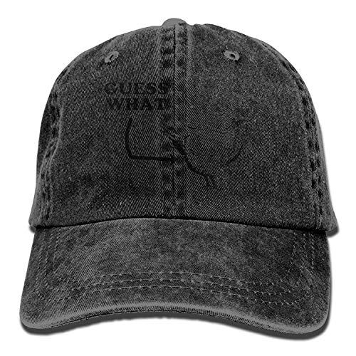 What Hat for Cowboy Chicken DEFFWB Butt Sport Hats Skull Cap Denim Cowgirl Men Guess Women SdqpwE