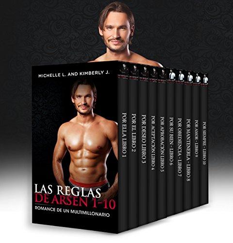 Erotica Romantica: Las Reglas De Arsen Box-Set 1-10