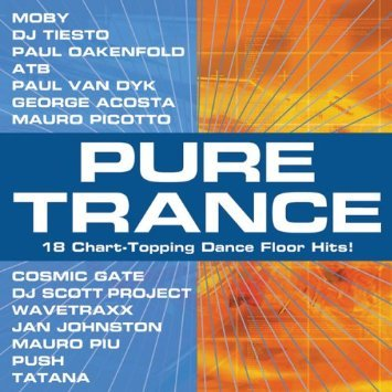 Amazon com : PURE TRANCE- VARIOUS ARTISTS TECHNO MUSIC