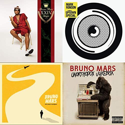 Best of Bruno Mars by Travie McCoy, Cardi B, Bad Meets Evil, B.o.B ...