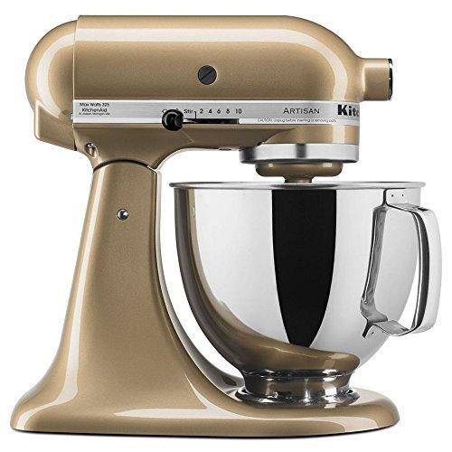 KitchenAid KSM150PS 5-Qt. Artisan Series with Pouring Shield (Kitchenaid Artisan 10 Speed 325 Watt Stand Mixer)