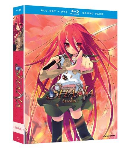 Shakugan no Shana: Season 1 (Blu-ray/DVD Combo) by Funimation Prod