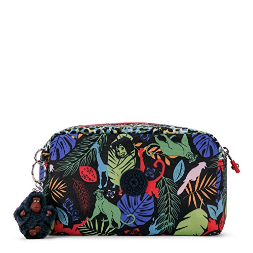 Kipling Disney's Jungle Book Gleam Pouch, Bare Necessities Combo by Kipling