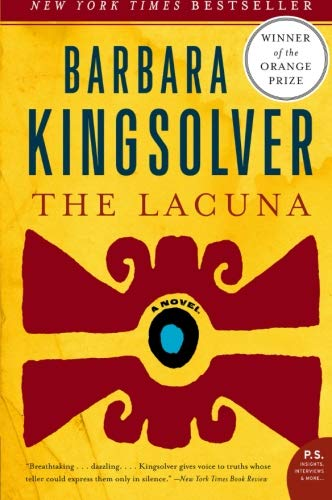 Book cover from The Lacuna: A Novel (P.S.) by Barbara Kingsolver