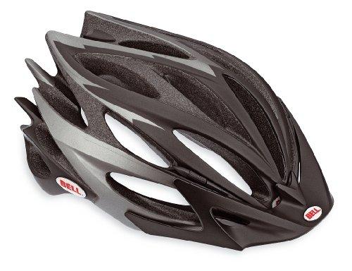 Bell Sweep Racing Bicycle Helmet, Matte Black/Carbon, - Race Sweep Bell