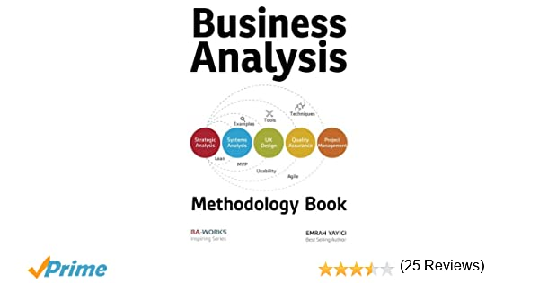 Business Analysis Methodology Book Emrah Yayici