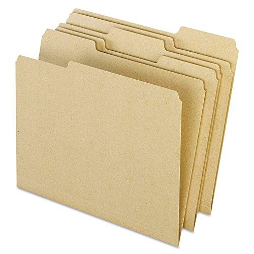 (ESS04342 - Pendaflex Recycled Paper File Folders)