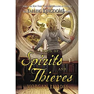 A Book of Spirits and Thieves Hörbuch
