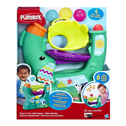 Review Playskool Chase 'n Go