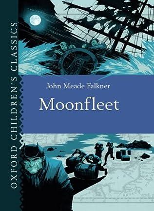 book cover of Moonfleet