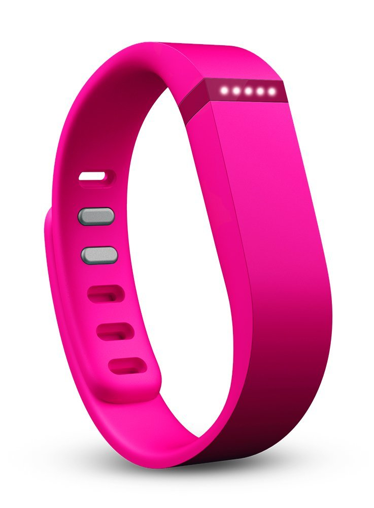 Fitbit Flex Wireless Activity Wristband for Android and iOS FB401FLEXPINK - Pink