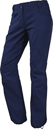 Gutscheincode neue Stile 2019 heißer verkauf CRIVIT® Damen Trekkinghose imprägniert mit BIONIC FINISH ECO® (Gr. 40, navy)