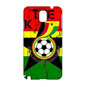ghana world cup 3D Phone Case for Samsung NOTE 3