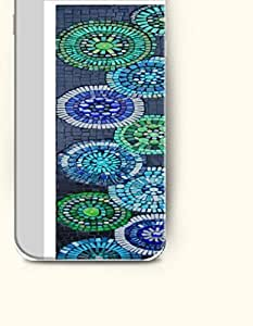SevenArc Apple iPhone 6 Plus 5.5' 5.5 Inches Case Moroccan Pattern ( Blue and Green Moroccan Mosaic Design )