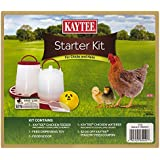 Kaytee 100525237 Chicken/Chick Starter Kit