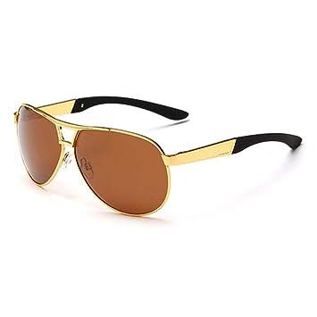 CCGSDJ Moda Hombre Gafas De Sol Polarizadas Polaroid Gafas ...