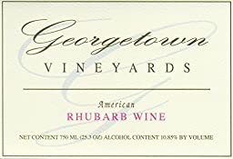 NV Georgetown Vineyrads Rhubarb 750ml