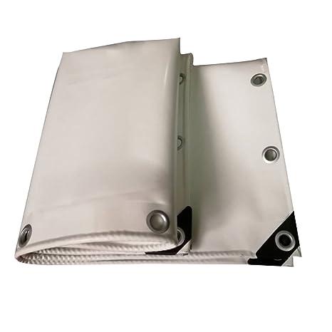 QIANDA Toldo Lona De Protección Alquitranada Impermeable A Prueba Cobertizo Anticorrosión Resistencia A Altas Temperaturas Anti