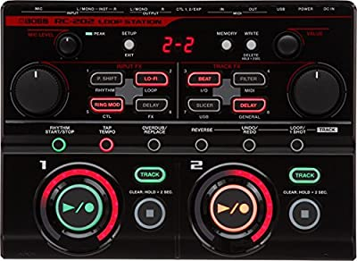 Boss RC-202 Loop Station by Boss