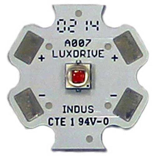 Cree Xlamp XP-E2 Amber LED Star Pack of 2