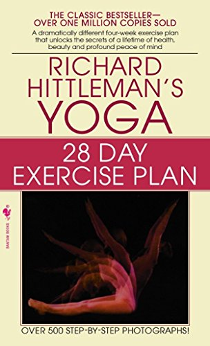 Richard Hittleman's Yoga: 28 Day Exercise Plan (Best Workout For Lazy People)