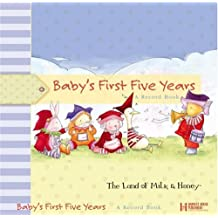 Babys First Five Years: A Baby Record Book