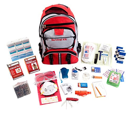 - Deluxe Emergency Survival Kit , Survival Gear , Guardian