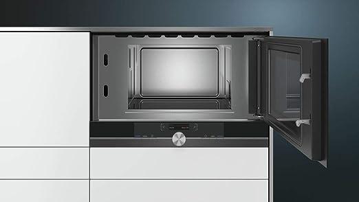 Siemens BF834RGB1 - Microondas (Integrado, Solo microondas ...