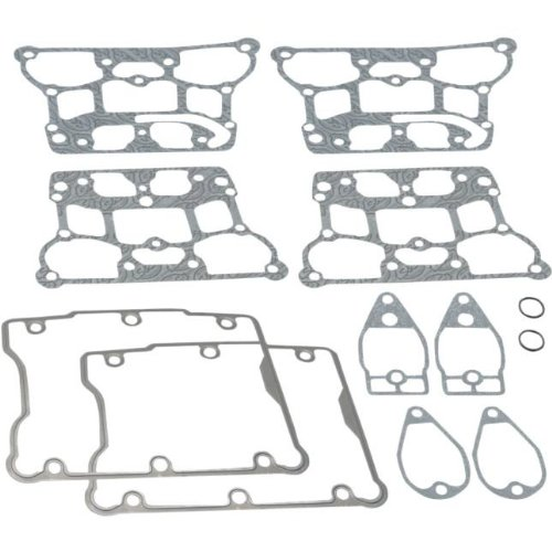 S&S Rocker Cover Gaskets for Harley Davidson 1999-2013 Twin Cam Stock, FL, FX