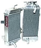 Fluidyne FPS11-6CRF250-L Power-Flo Left Side Radiator for Honda CRF250R/X