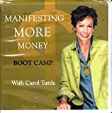 img - for Manifesting More Money Boot Camp--6 DVD's and 11 CD's book / textbook / text book