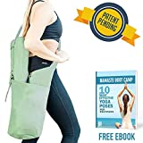 RIMSports Yoga Mat Bags for Women – Lightweight Yoga Carrier with Hoodie – Ideal for Yoga Accessories & Yoga Gear – Large Yoga Mat Carrier Bag- Best Yoga Mat Holder