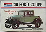ford 1930 - 1930 Ford 5 Window Model a Coupe 1/24 Monogram RMX857551