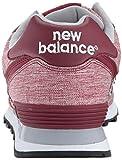 New Balance Men's 574V1 Textile Sneaker, Mercury