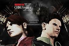 "CGC Huge Poster - Resident Evil Code Veronica X Nintendo GameCube Wii U Sega Dreamcast - EXT299 (16"" x 24"" (41cm x 61cm))"