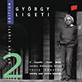 György Ligeti Edition 2: A Cappella Choral Works - London Sinfonietta Voices