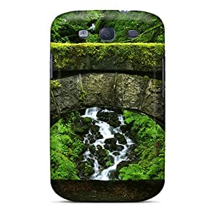 Tpu Case Cover Compatible For Galaxy S3/ Hot Case/ Through The Arch