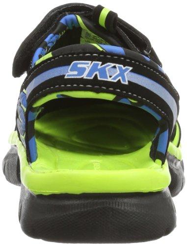Skechers Relix - Zapatillas de deporte para niños BKLM