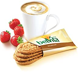 belVita Crunchy Breakfast Biscuit Variety Pack (8.8-Ounce Boxes, 6-Pack)
